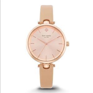 🆕Kate Spade New York Holland Rose Gold Watch